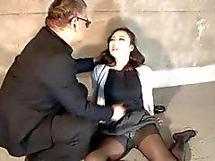 De torturar um japonês MILF- A Quebra