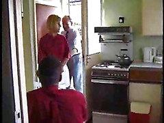 Mujerzuela Libra es follada de la cocina
