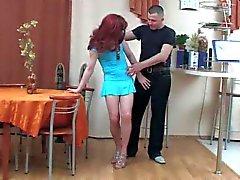 Russian Redhead CD hardcore anal