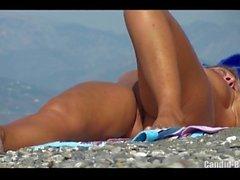 Nudist Milfs Pussy Макрофотография HD Beach Voyeur Video Spycam