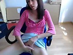 Office'in anda Görüntü Girl Fingering