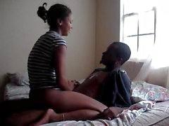 Antígua e Barbuda adolescente sextape Depois foda escola