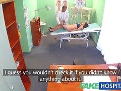 FakeHospital Счастливчик врачу попадает половой награда