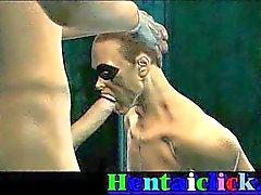 Hentai Porn shemalave varm rycks N- bareback knullade