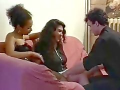 frans ebbenhout , latina en witte meisjes in hardcore actie