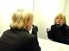 Moget Prostituerad ger en avsugning