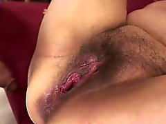 Licking and Fucking a Hot Granny snatch