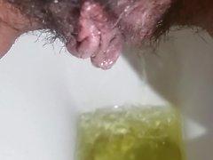 Desi latina girl bund piss pii pee chutad indios del coño