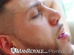 ManRoyale - Nine Inch FX Rios Slams Barely Legal Twink