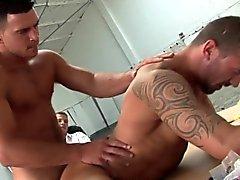 Atleta Brit puto perno con el de voyeur viendo