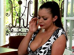 Aria Giovanni and Carmen Croft