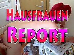 Certaines les ménagères allemandes amateurs