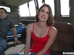 Ayn Marie Gets Fucked On The Bus
