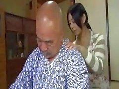 dochter - in-law kwam in de zorg van haar vader niet - in-law