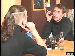 Hot Homosexuell anal mit abspritzen RIMMING