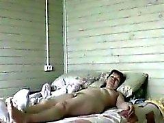 Couple d'âge mûr russe avoir des relations sexuelles