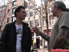 Голландской проститутка выебанная перед тем, как mouthfull