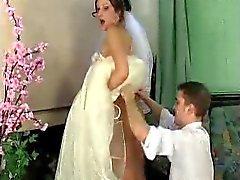 Jaclyn - Mike brudens enligt klä