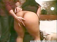 Italiano Amador esposa Simona Moglie