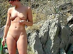 Nudi mare Milfs Voyeur SpyCam HD rompicapo