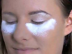 Nasty beauty anal screwed