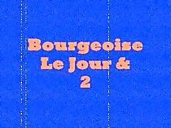 Vintage Bourgeoise Le Jour 2 - Melody Öpücük N15