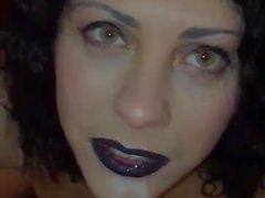Gothic Cumshot