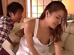 JAPAN Vídeo de Alta adolescente que Japanese esguincha - Date ela em Ásia -meet