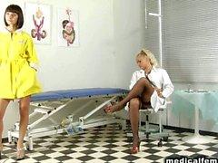 De CFNM masaje de próstata
