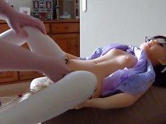 bambole di Karen del TPE Fistata e scopata