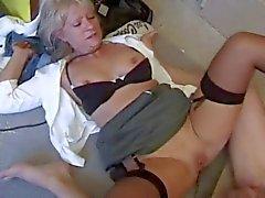 RANSKAN PORNMOVIEN kaksi anal kypsän mom MILF ryhmäseksi