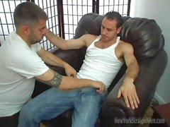 Tony Seduced - First time