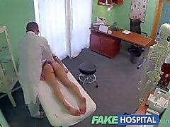 FakeHospital docteur donne un orgasme une forte pour être compatibles les jeunes fille solitaire brithday
