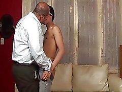 Папа а его равнодушен Твинк