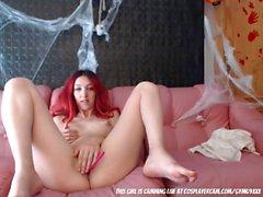 Punire mio Halloween Slut ...