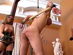 Extremer Dominanten quälen Slave