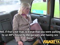Falso jornalista de táxi recebe notícia de notícias falsas exclusivas do taxista de Londres