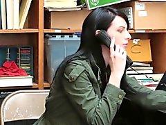 Подростка магазинный Алексей арфист поймана и получил трахал