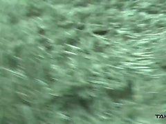 Takevan - Redhead teen hävinnyt aloilla on kiimaiset kukko