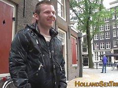 Настоящий голландский проститутка