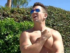 DylanLucas Hot Voyeur Hits Auf Twink Nachbar