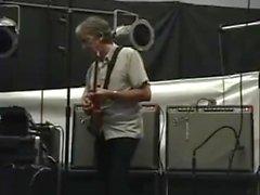 Allan Holdsworth Sound Check New Jersey 2005