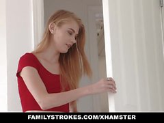 FamilyStrokes Truth Or Dare With Kinky Stepsis