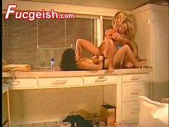 Cassidey In Sexy Lesbian Threesome