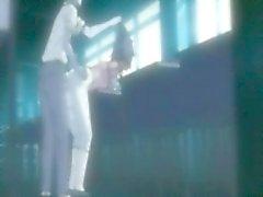 3D Hentai малые девушек Завязал - FreeFetishTVcom