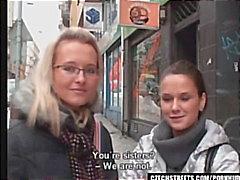 Tschechische Straßen - Alena