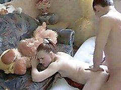 Exploiter les Babe incroyable écart ass succulente