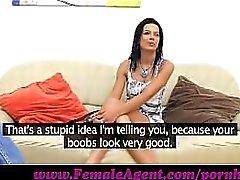 FemaleAgent . Вкусное киску