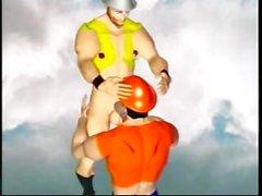 Gay по Головоломки Одна из 03 - Картина 4. - инфернальный