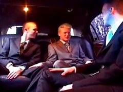 Fucking in the limo